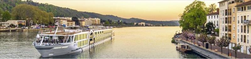5*Delux Nehir Gemisi Amadeus Provence ile Güney Fransa 21 Mayıs 2020