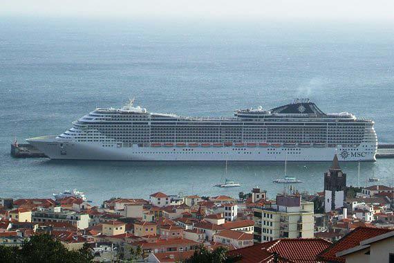 Msc Fantasia ile Akdeniz 31 Temmuz 2020
