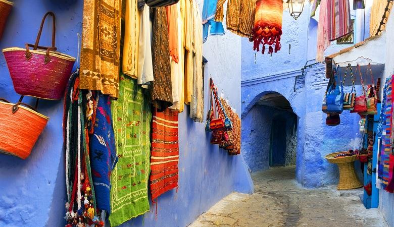 Baştan Başa Fas Turu SE 2 (Rabat-Şafşavan-Fez-Marakeş)