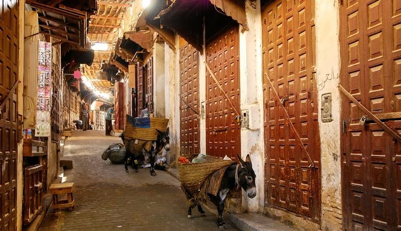 Fas Turu - 3 Gece (Kazablanka & Marakeş)