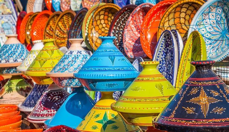 Büyük Fas ve Sahra Çölü Turu (Casablanca-Fes-Erfoud-Ouarzazate-Marakeş)