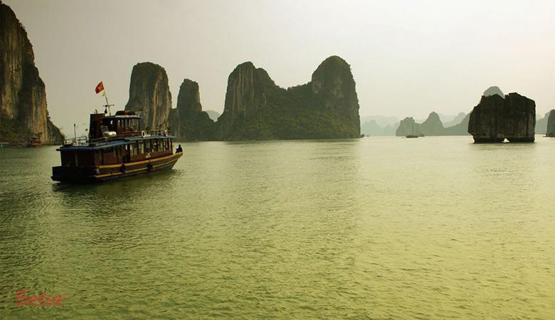 Vietnam & Kamboçya Turu (Hanoi-Halong Bay-Siem Riep-Saigon)