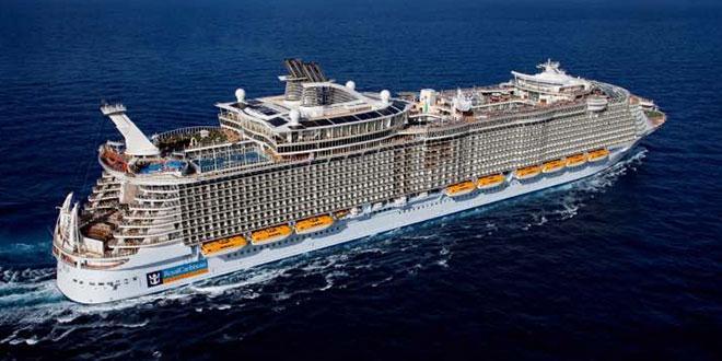 Harmony Of The Seas ile Batı Akdeniz 04 Mayıs 2021