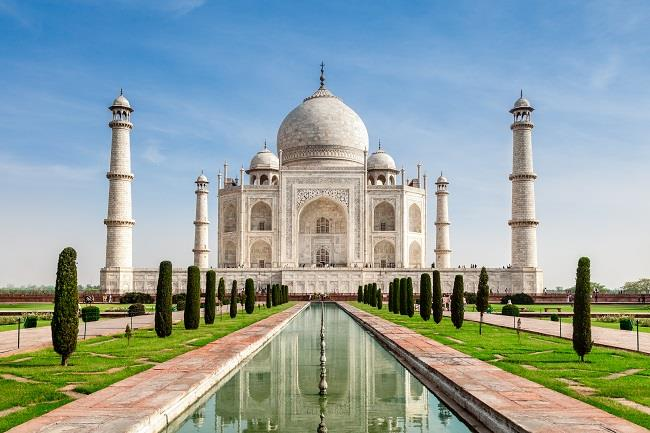 Hindistan Altın Üçgen Turu 2 (Delhi-Agra-Jaipur)