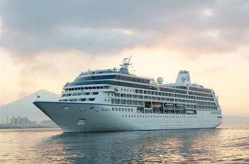 Oceania Sirena ile  Atina & İstanbul 01 Nisan 2021