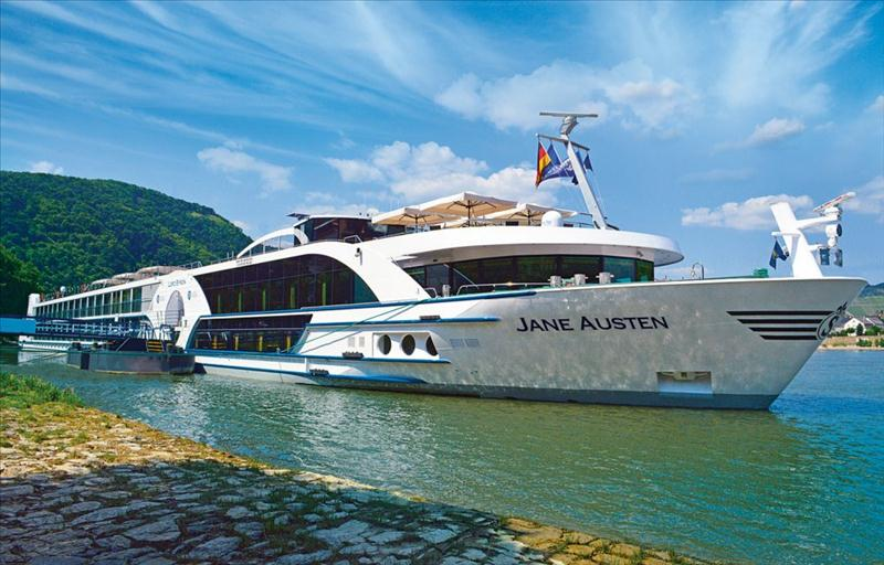 5* Dlx Nehir Gemisi Jane Austen ile Paris & Normandiya & Seine Nehri 28 Temmuz 2020 Kurban Bayramı