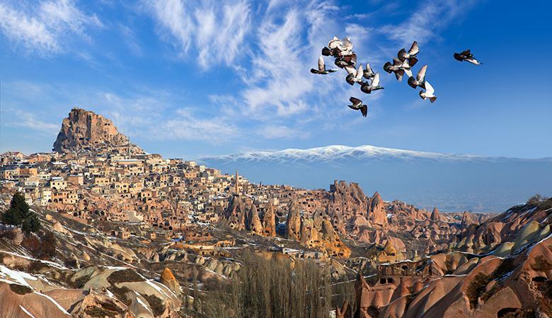 Kapadokya Turu Hızlı Tren