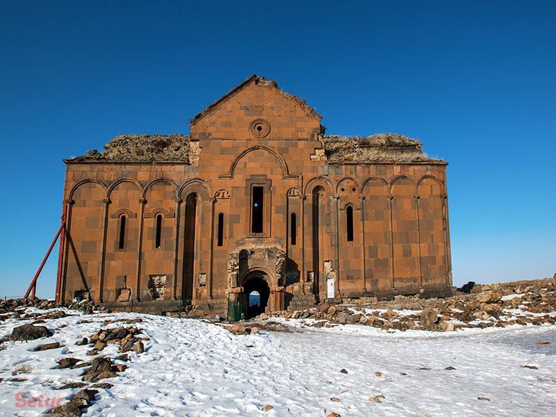 Yılbaşı Kars Çıldır Erzurum Turu