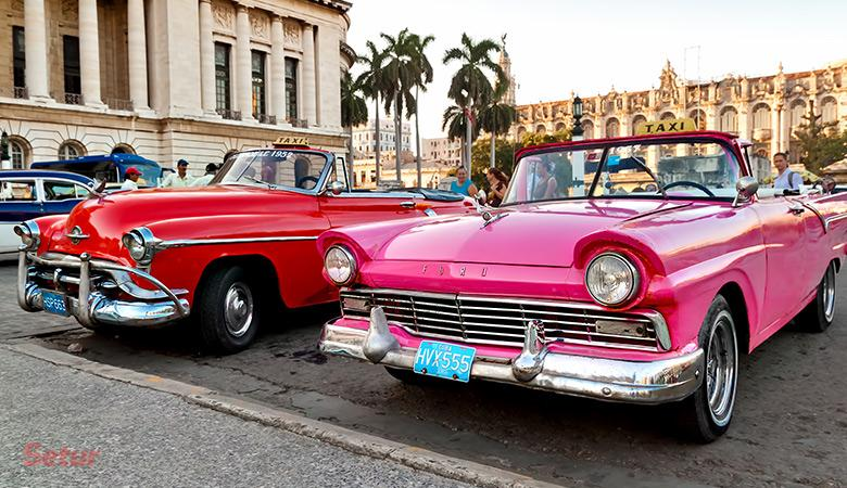 Küba Yılbaşı Turu (Havana-Cienfuegos-Trinidad-Santa Clara-Varadero)