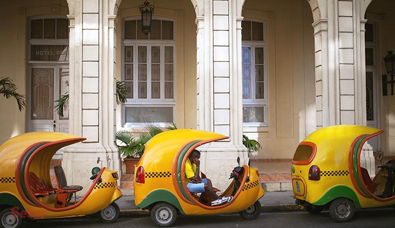 Küba Turu SE 1 Mayıs (Havana-Cayo Santa Maria)