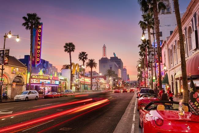 Büyük Amerika Turu - Kurban Bayramı (New York-San Francisco-Las Vegas-Los Angeles)