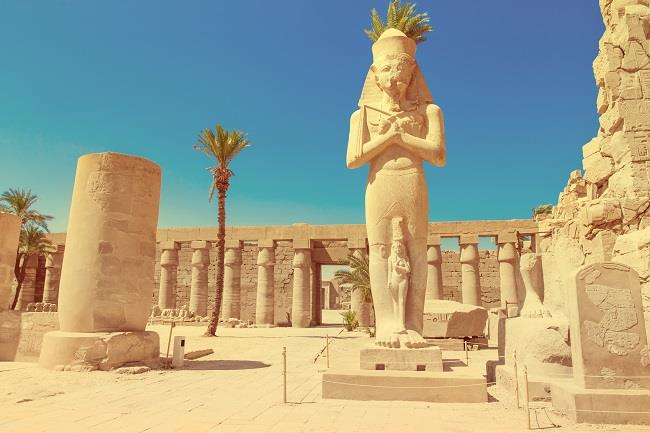Mısır Turu (Kahire & Aswan & Abu Simbel & Luksor)