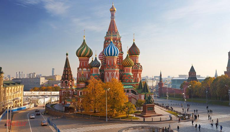 Rusya Turu SE 2 (Moskova & St.Petersburg)