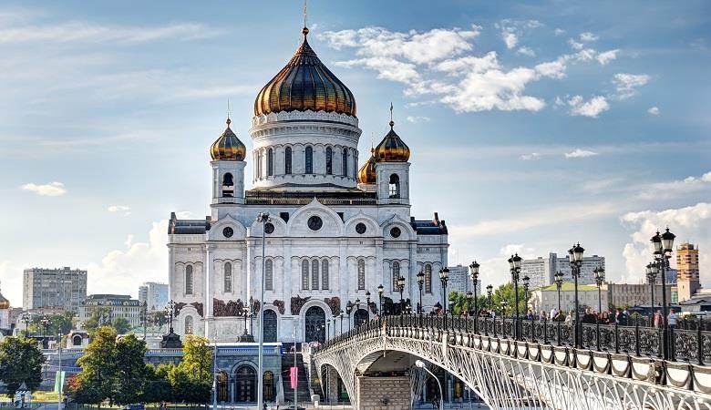 Rusya Turu (St.Petersburg-Moskova)