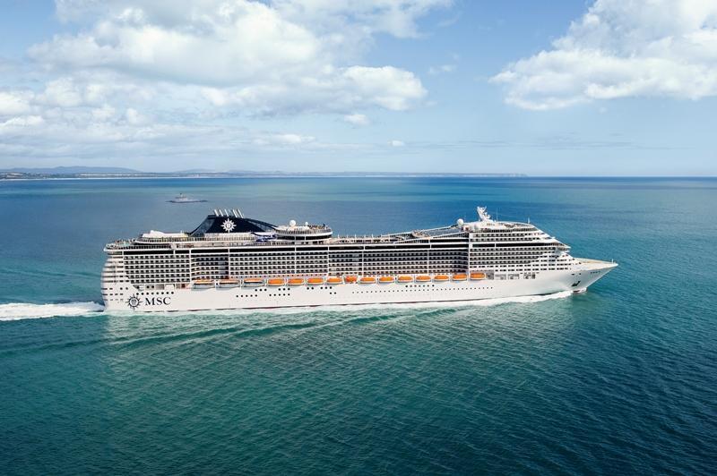 Msc Divina ile Karayipler 12 Mart 2020