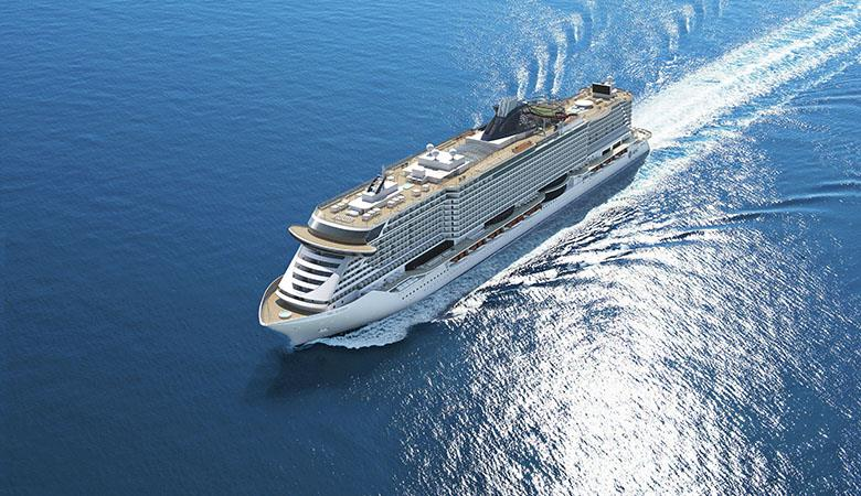 Msc Seashore ile Karayipler 28 Ocak 2022