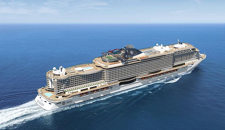 Msc Seaview ile Batı Akdeniz 27 Haziran, 12, 26 Eylül, 03 Ekim 2020