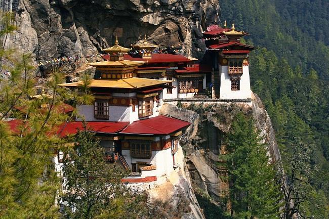 Nepal - Bhutan Turu SE (Katmandu-Thimphu-Punakha-Paro)