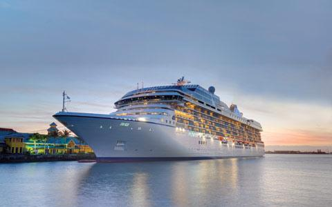 6* Oceania Riviera ile Muhteşem Riviera 02 Ağustos 2019