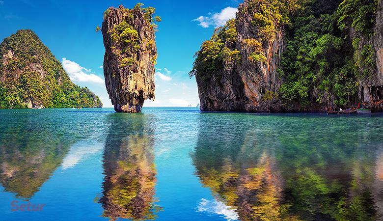 Vietnam & Kamboçya & Phuket Turu (Saigon-Siem Reap-Phuket)