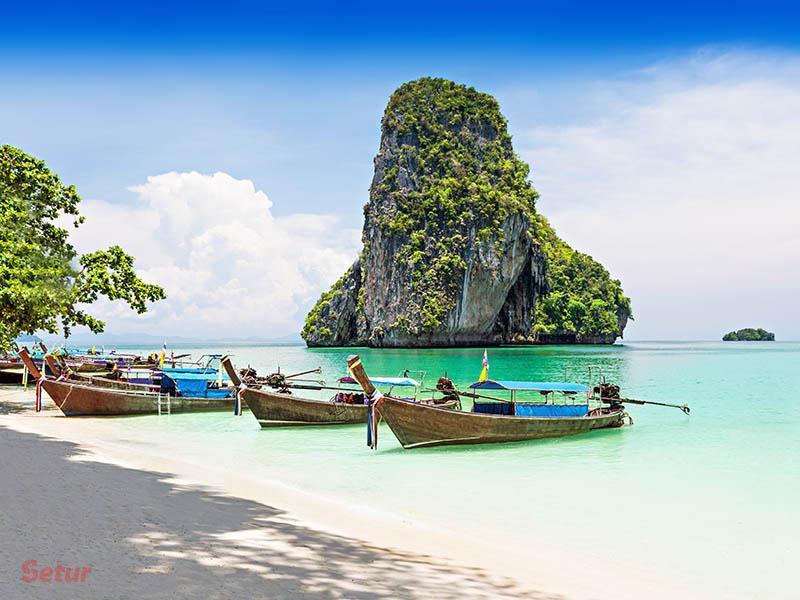 Phuket & Bangkok Turu - THY