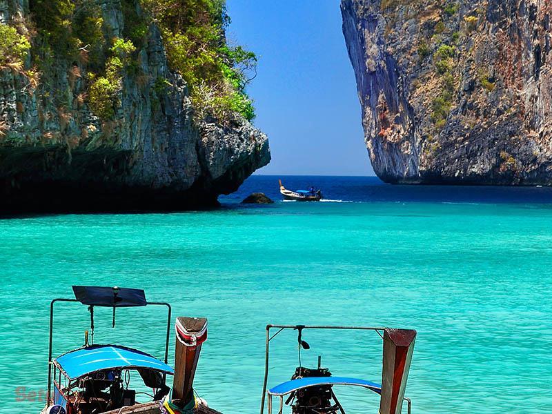 Bangkok & Phuket Turu THY (Şeker Bayramı)