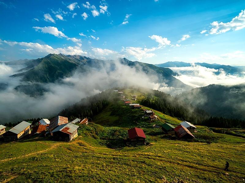 Butik Doğu Karadeniz Yaylaları Turu