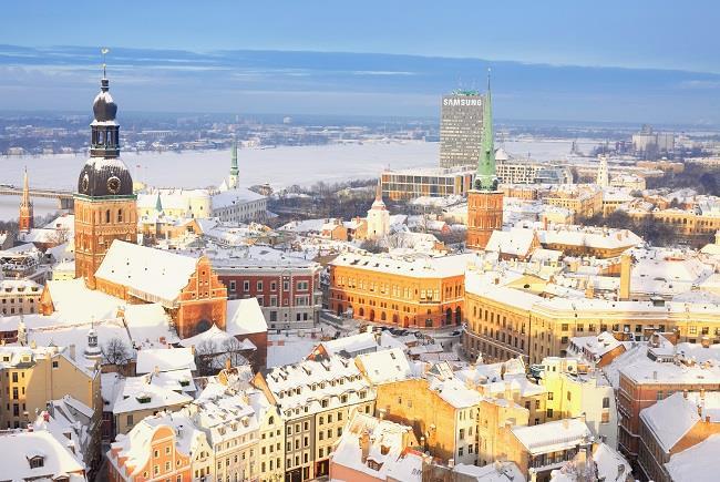Fırsat Riga Turu