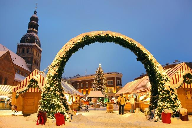 Riga ve Tallin Turu