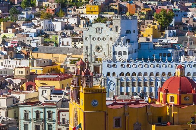 Meksika'da Ölüler Günü Festivali ve Küba Turu (Cancun-Mexico City-Havana)