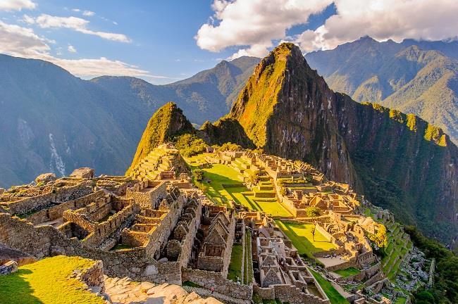 Panama-Kolombiya-Ekvator-Peru Turu (Panama City-Bogota-Quito-Lima-Cuzco)