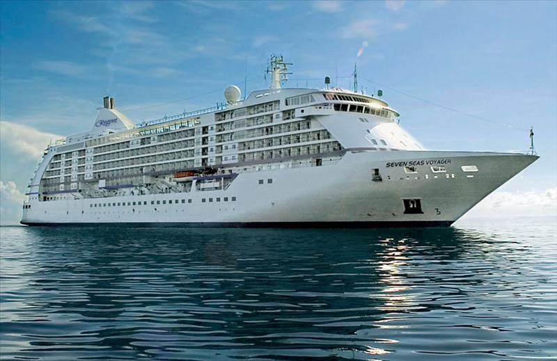 6* Regent Seven Seas Voyager Gemisi ile Akdeniz 28 Temmuz 2020