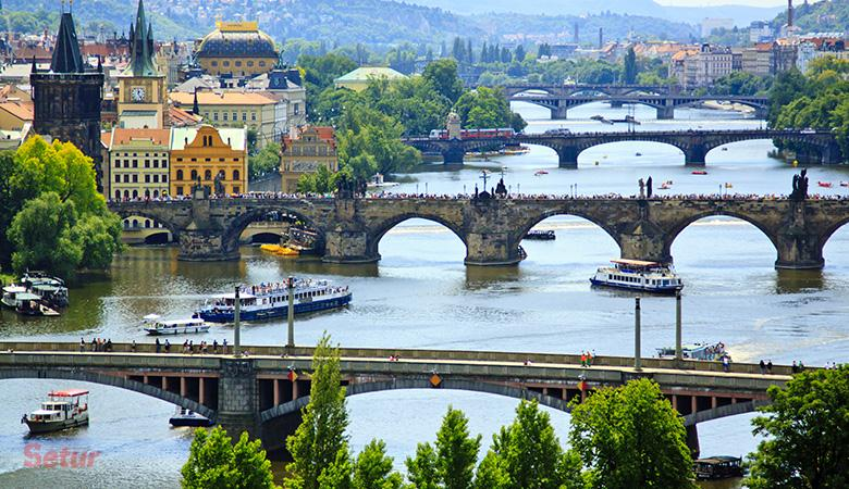 Orta Avrupa Turu (Prag-Viyana-Budapeşte)