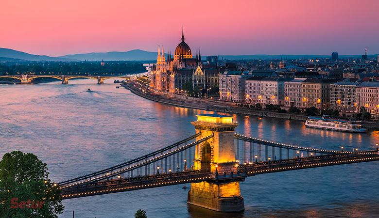 Orta Avrupa Turu - Sömestir (Budapeşte-Viyana-Prag)