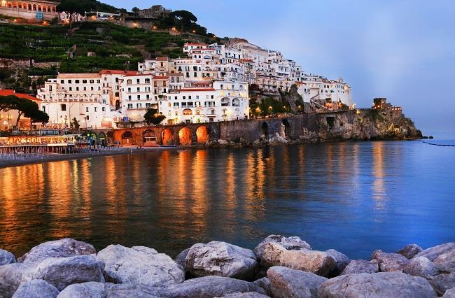 Napoli & Amalfi Kıyıları Turu
