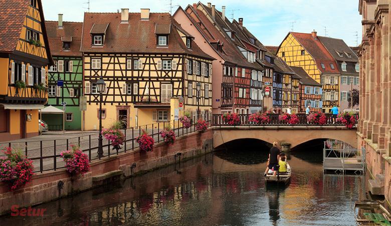 Alsace Turu (Colmar-Strasbourg-Baden Baden)