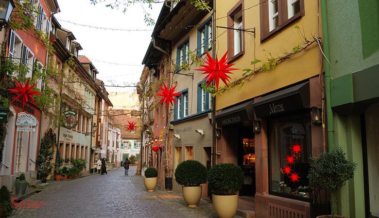 Alsace ve Heidelberg Turu (Strasbourg & Colmar & Baden Baden & Heidelberg)