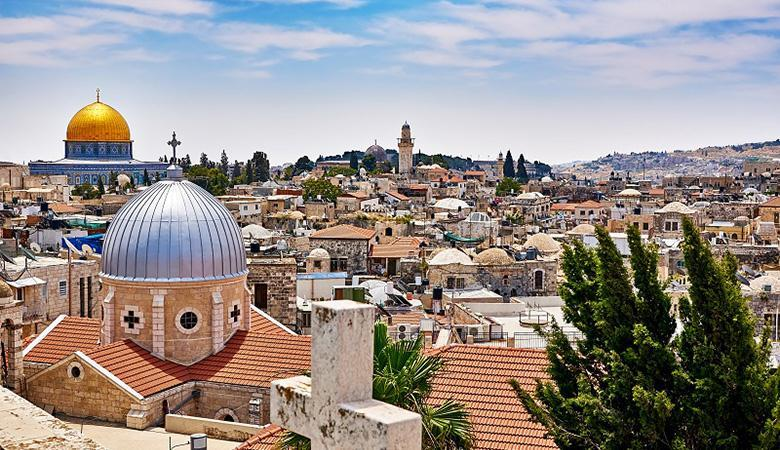 İsrail Turu SE 2 (Kudüs-Nasira-Haifa)