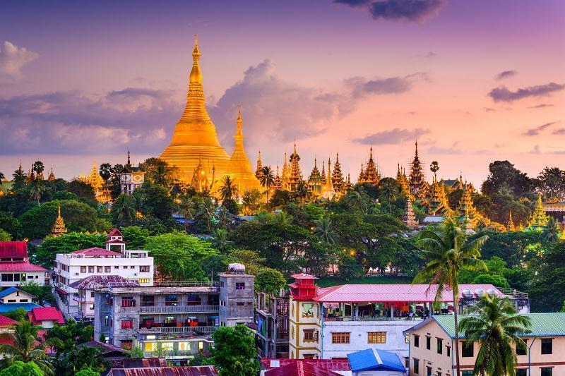 Myanmar Turu SE (Yangon & Inle Gölü & Mandalay & Bagan)
