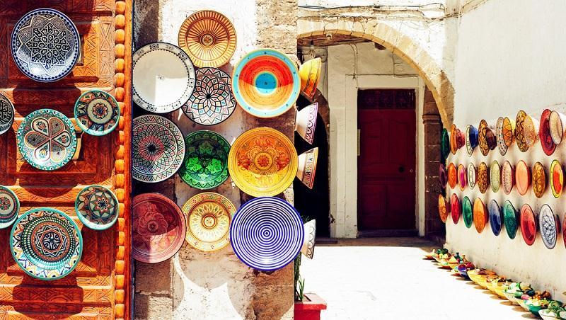 Baştan Başa Fas Turu SE (Rabat-Şafşavan-Fez-Marakeş)