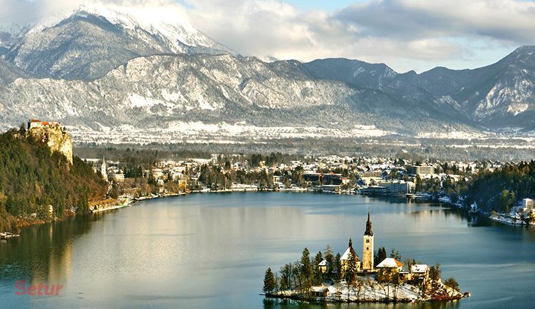 Ljubljana-Bled Gölü-Salzburg Turu