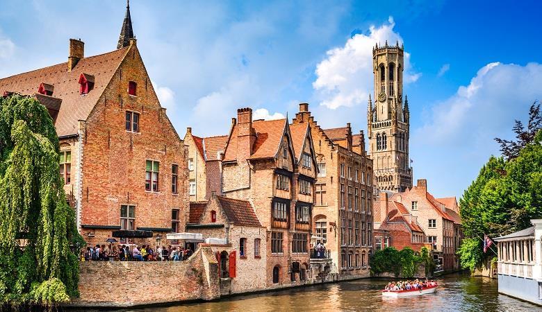 Hollanda & Belçika Turu (Amsterdam-Brüksel-Brugge-Gent-Rotterdam)