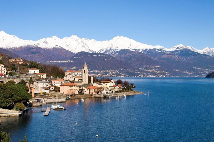 İtalya ve İsviçre Göller Bölgesi Turu
