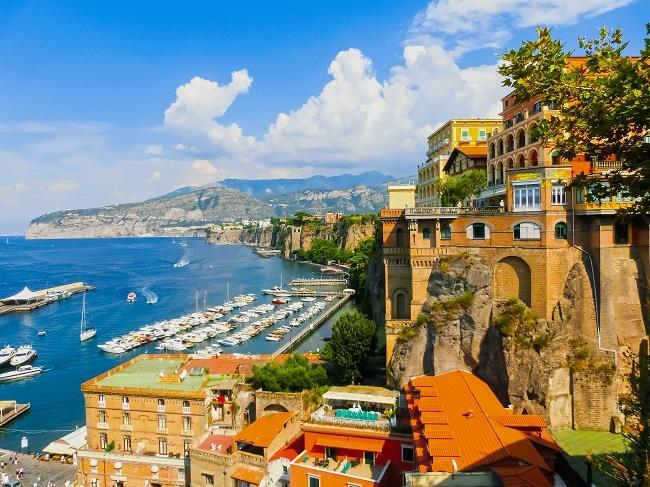 Napoli & Amalfi Kıyıları Turu - Kurban Bayramı