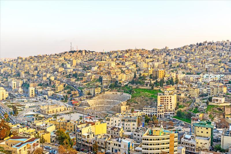 Ürdün Turu SE 2 (Akabe & Petra & Wadi Rum & Amman)
