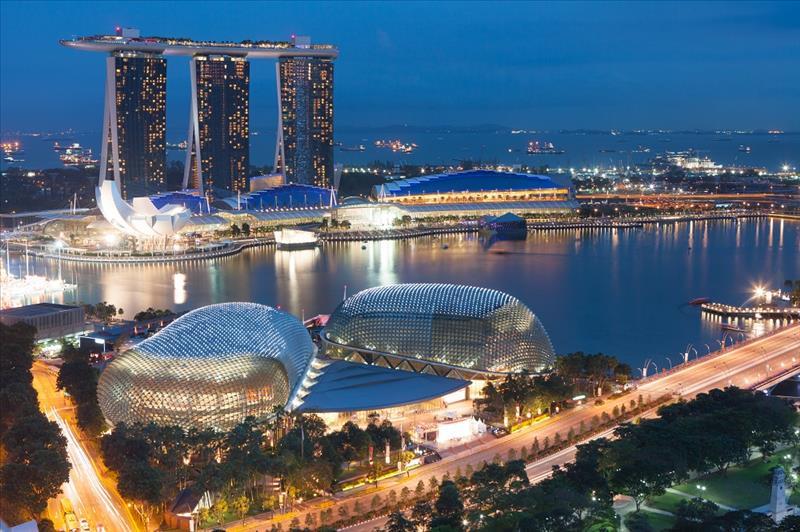 Singapur & Malezya & Vietnam & Hong Kong Turu