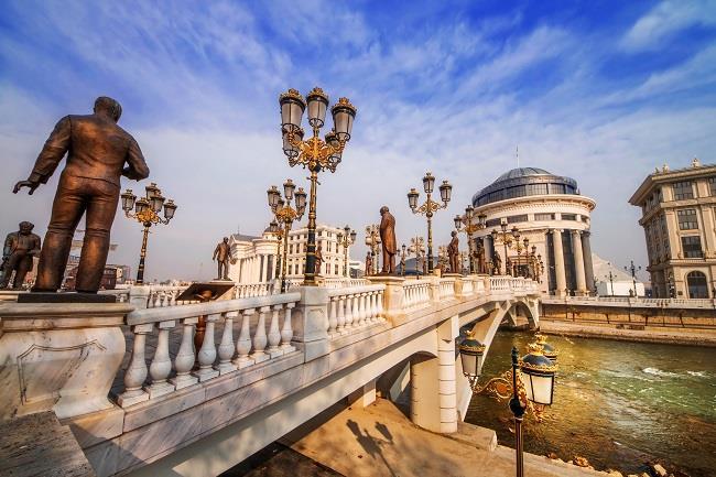 Fırsat Büyük Balkanlar Turu (Üsküp Başlangıçlı)
