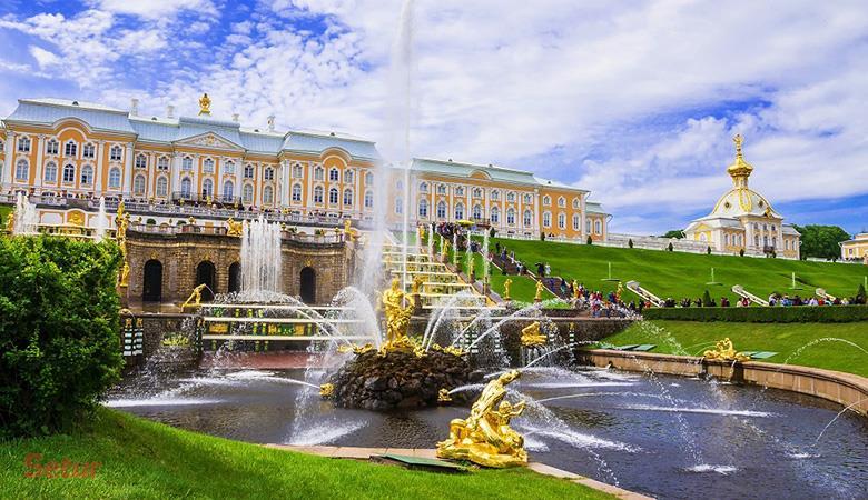 Rusya Turu SE (St. Petersburg-Moskova)