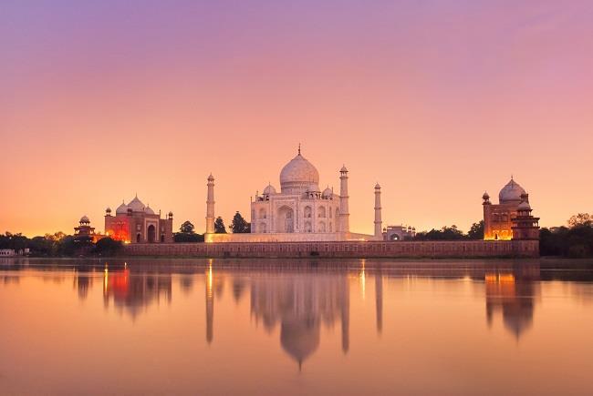 Hindistan Altın Üçgen Turu 1 (Agra-Jaipur-Delhi)