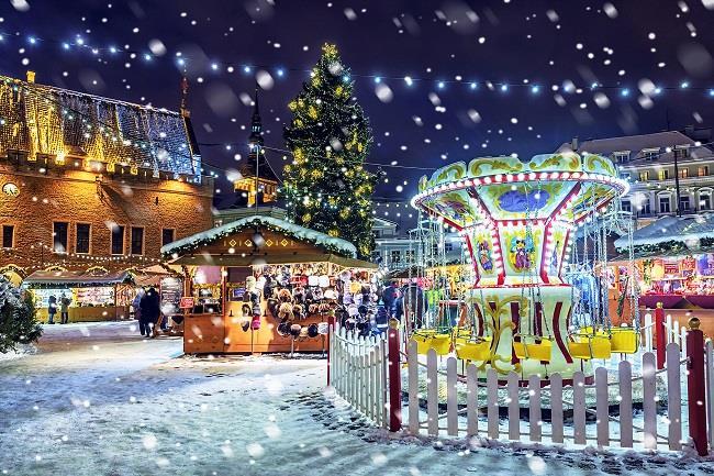 Tallinn Noel Pazarları